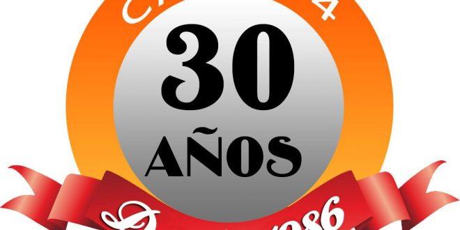 Canal 4 Eldorado celebra sus 30 años